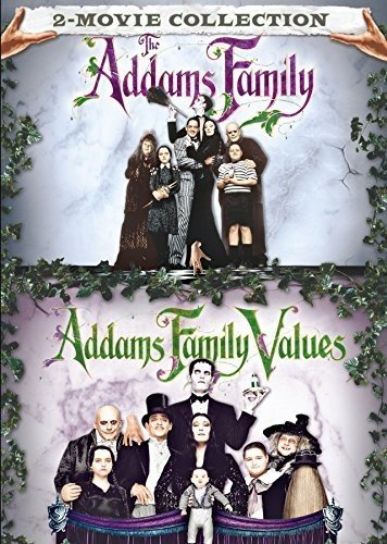 The Addams Family/Addams Family Values 2 Movie -