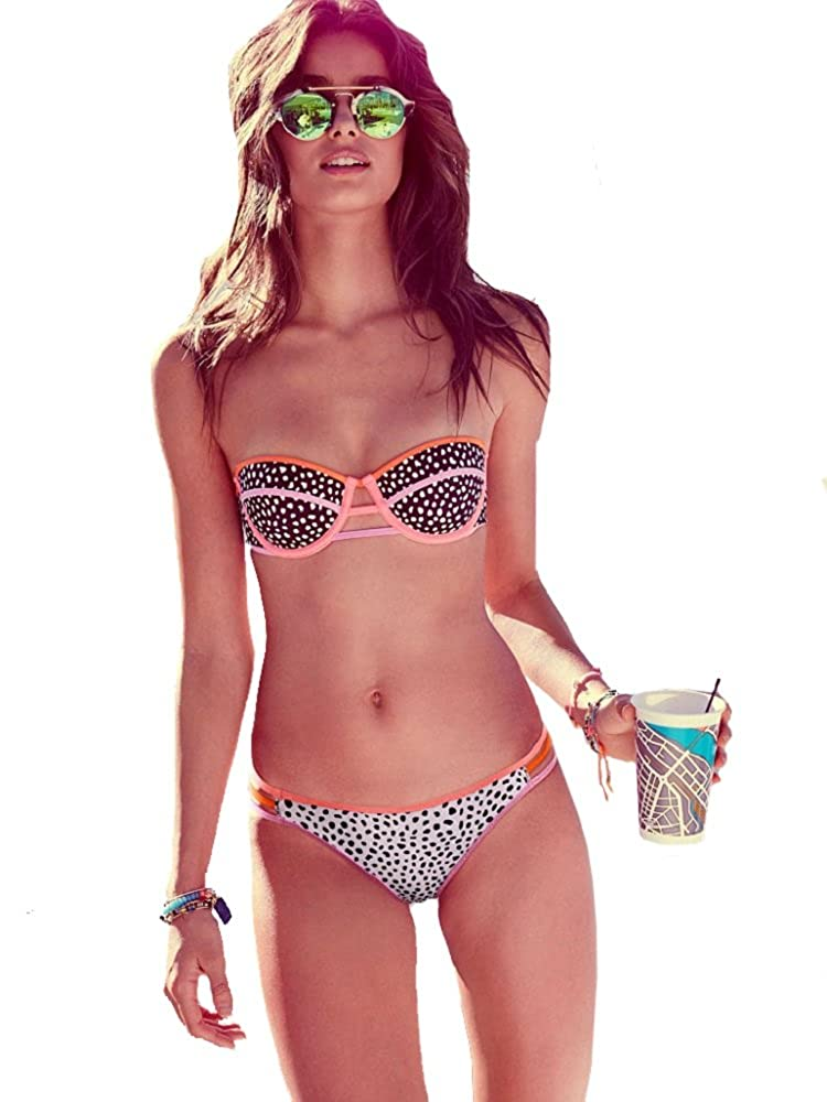 c2ba8e59a2347 Our Push-Up Bandeau Top completes your beach look with lots of lift and  plenty of style. Push-up padding. Underwire; side boning for support.