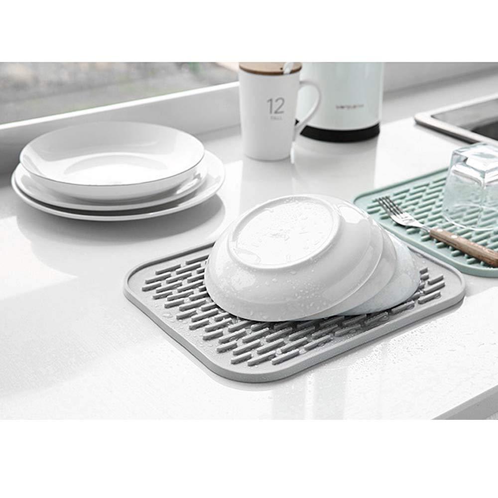 Amazon.com: Escurreplatos de silicona, resistente al calor ...