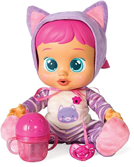 Amazon.es: IMC Toys - Bebés Llorones, Katie (95939): Juguetes y juegos