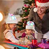 DX DA XIN Light up Hat Beanie LED Christmas Hat for