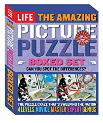 LIFE Picture Puzzle: The Amazing Boxed Set