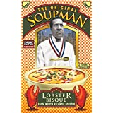 ORIGINAL SOUPMAN SOUP LOBSTER BISQUE, 17.3 OZ by The Original Soupman