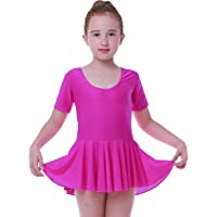 Seawhisper Ballettanzug Mädchen Ballett Tütü Kinder Ballettkleid