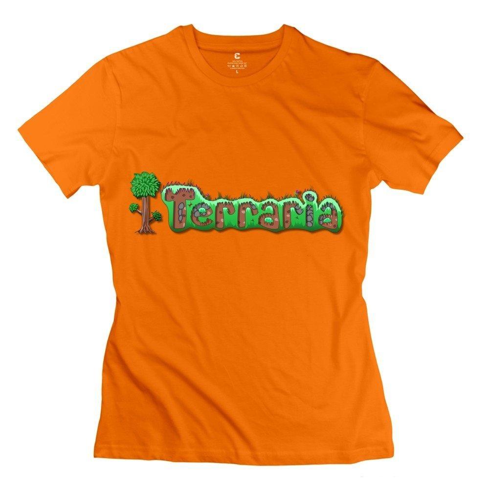 Jrzj Terraria Tshirts Black