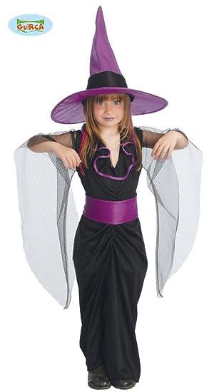 Disfraz de bruja drújula para niña: Amazon.es: Juguetes y juegos