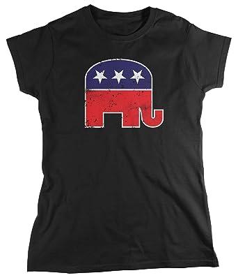 Republican Elephant Logo Shirt