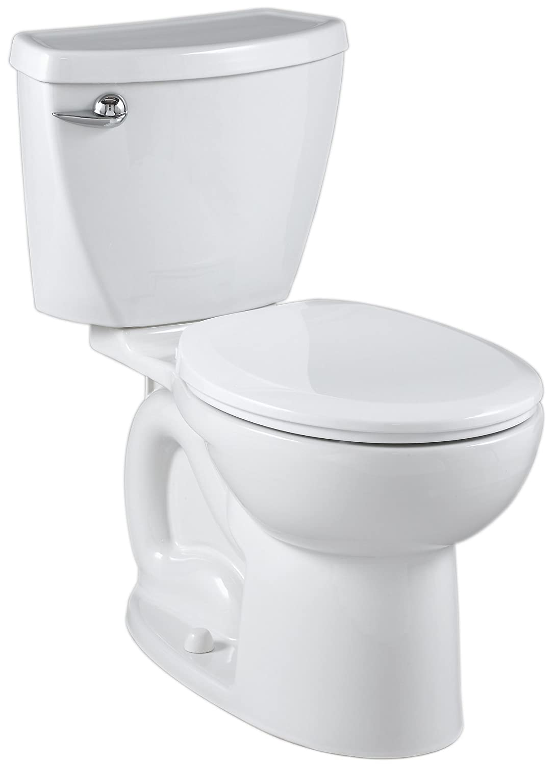 crane plumbing toilet flapper. Crane Plumbing 3016001 02 SureFlush 1 6 GPF  0 LPF Vitreous China Elongated Toilet Bowl 31212 Two Piece Toilets Amazon com