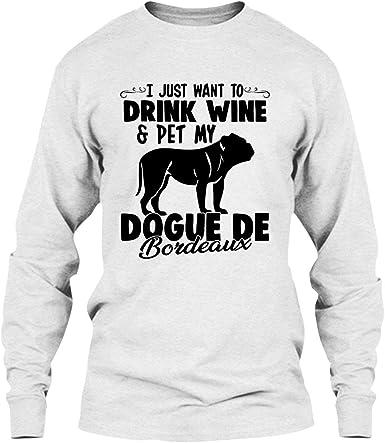 Dogue De Bordeaux T Shirt My Dog is My Best Friend Tee Shirt