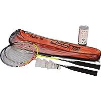 Busso Bs3300 Badminton Raket, Unisex