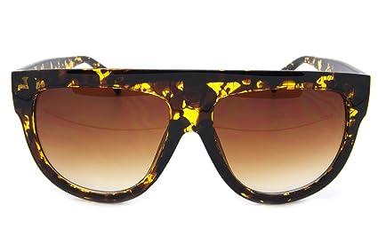 Amazon.com: Gafas de sol Ombre con diseño de sombra de ...