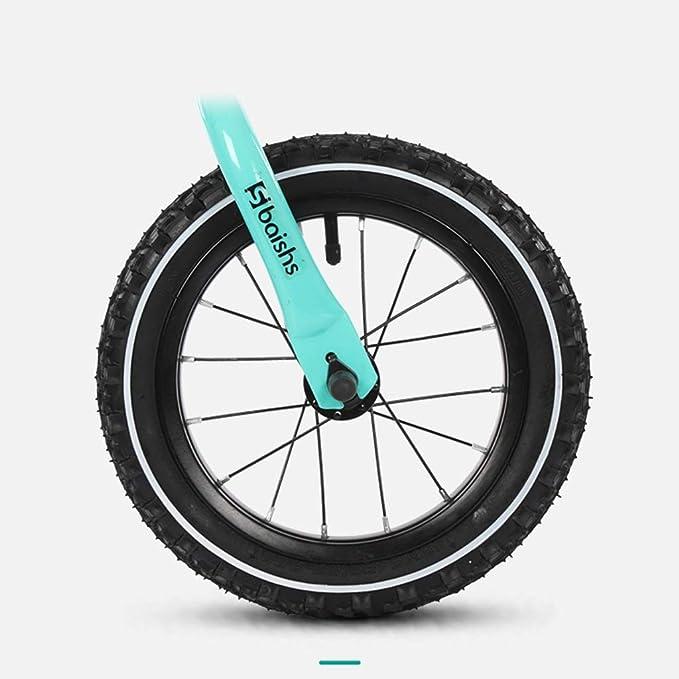 Bicicleta sin Pedales, Balance de bicicletas, de 12 pulgadas sin ...