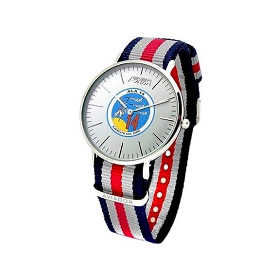 Reloj Aviador AV-1154 EDA Ala 14