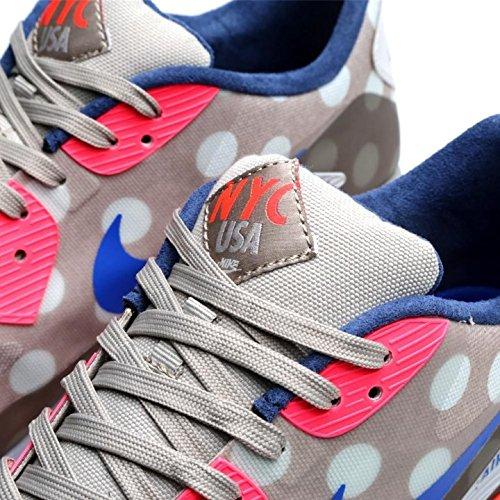 Mens Nike Air Max 90 Ice City QS Running Shoes - 667635 001 Clssc Stn, Hypr Cblt-hypr Pnch