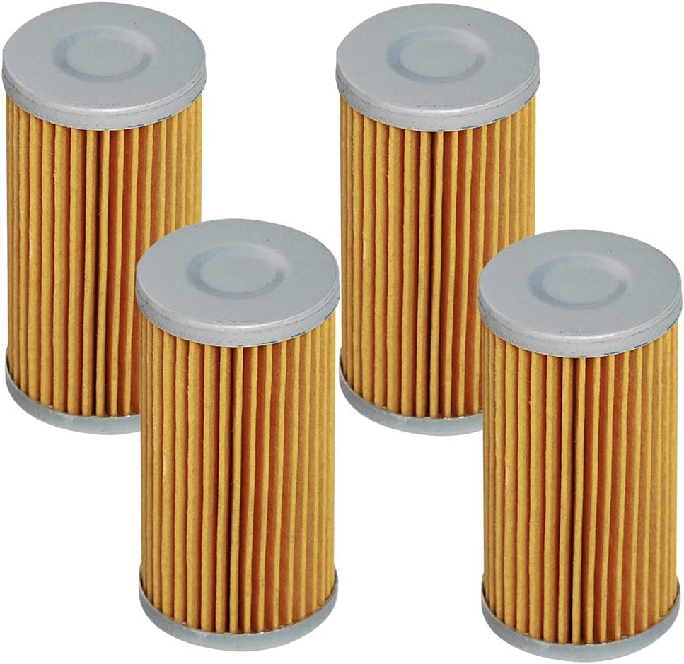 Pack of 1 Carkio Fuel Filter Compatible with Yanmar TS105 TS130 1GM 2GM 3GM 2QM 2YM 3YM 3GT 3HM SB12 YSB8 YSB12 YSM87 YSM12 Motor Engine 104500-55710 24341-000440 18-79960