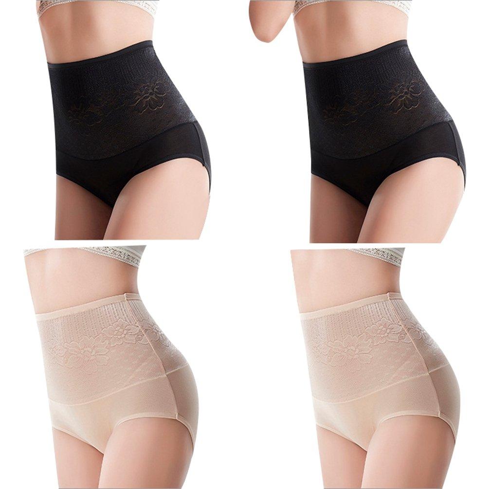 Anguang Femme Taille Haute Body Shaper sous-Vêtements Maternité Grossesse Post-Partum Culotte