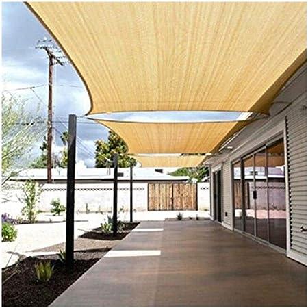 Toldo Vela de Sombra Parasol Protección Solar Durable Respirable a La Intemperie Exteriores Patio el Jardín Corredor Alberca,12 Tallas (Color : Green, Size : 4x5m): Amazon.es: Hogar