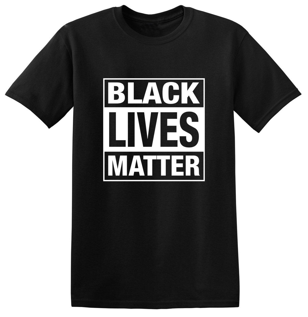 New York Fashion Police Black Lives Matter Political Protest Shirts