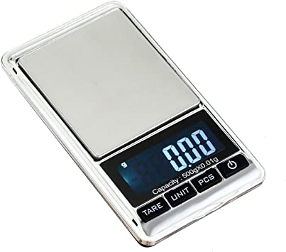 Mini 100g 200g//0.01g High Precision Jewelry Crude Drug Weight Electronic Scale