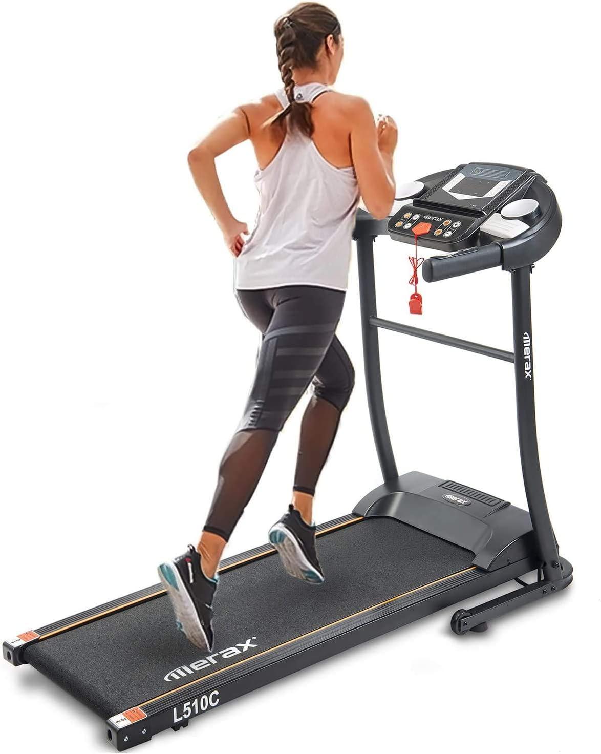 Merax Treadmill Folding Electric Treadmill