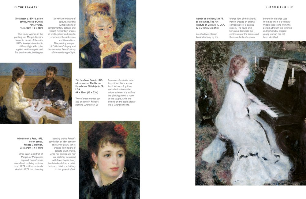 Amazon.com: Renoir: His Life and Works in 500 Images: An illustrated  exlporation of the artist, his life and context, with a gallery of 300 of  his greatest ...