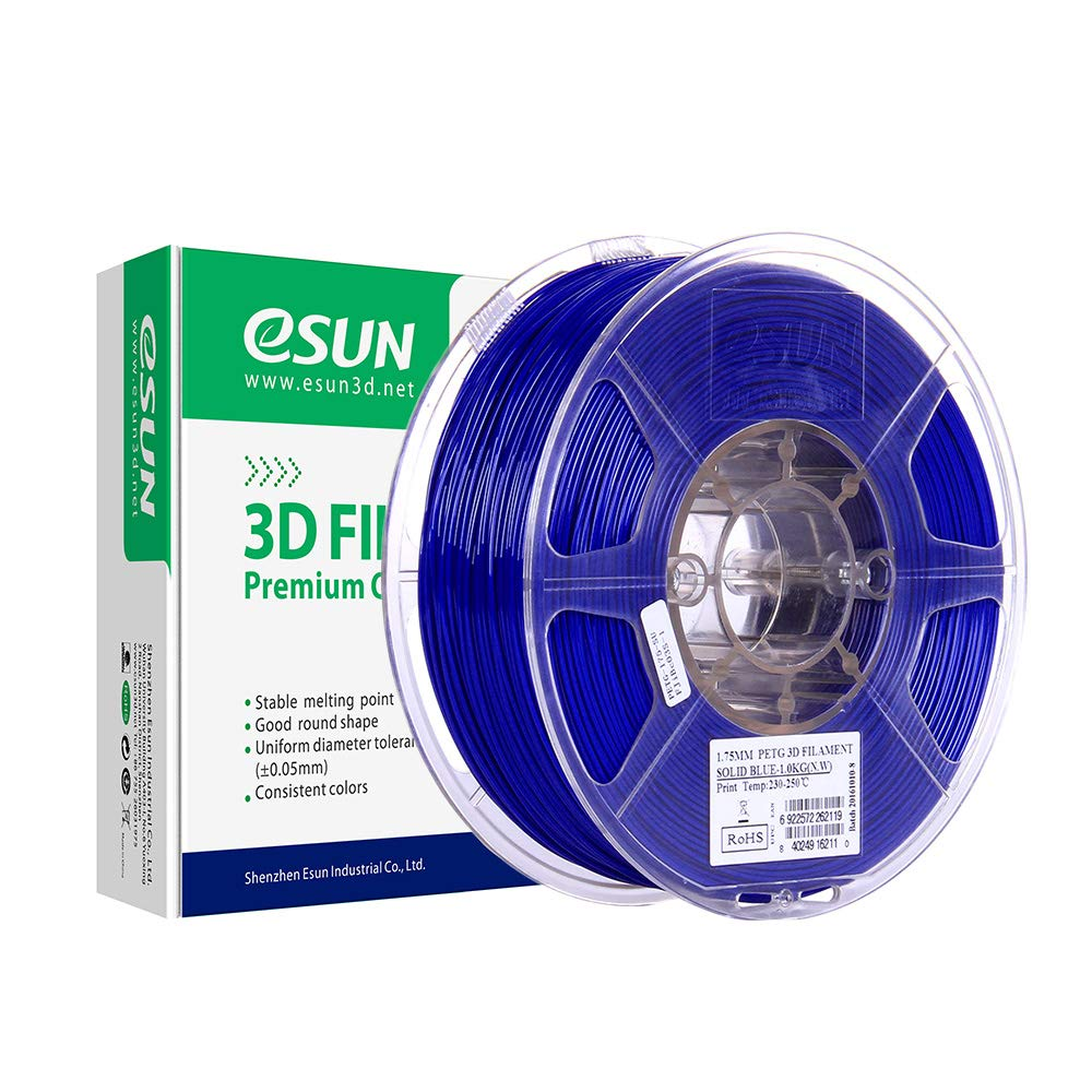 Amazon.com: eSun Filamento para impresora 3D de 1,75mm ...
