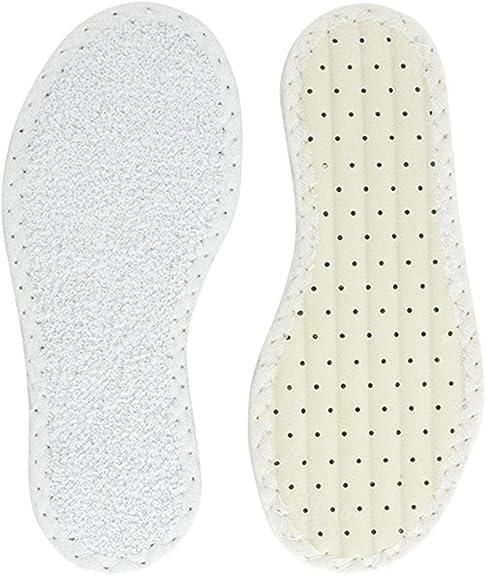 Algodón Infantil con Forma de con Forma de Zapato de Plantillas de absorción de Humedad y balón de aromática: Amazon.es: Zapatos y complementos