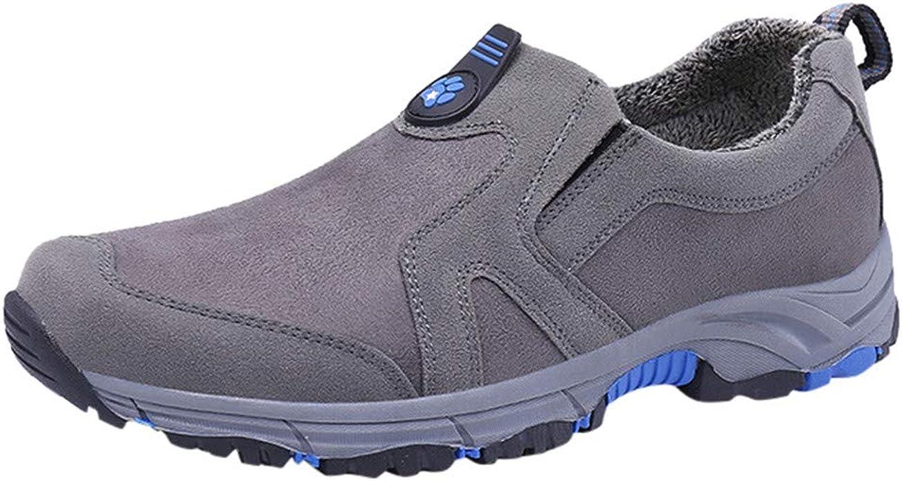 Zapatos Hombre Marron Zapatos Hombre sin Cordones Zapatos ...