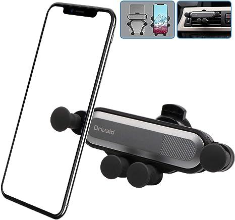 Cafele Universal en Coche Air Vent Mount Holder Soporte Gravity iPhone LG SAMSUNG UK