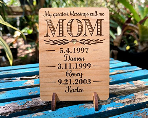 Unique mom greeting card personalized mothers day gift mom card for unique mom greeting card personalized mothers day gift mom card for birthday christmas mother of the bride m4hsunfo