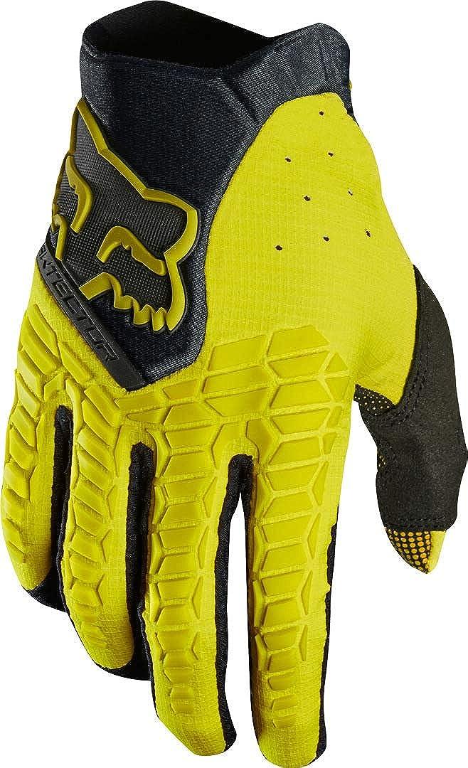 Fox Racing 2018 Pawtector Gloves-Dark Yellow-S