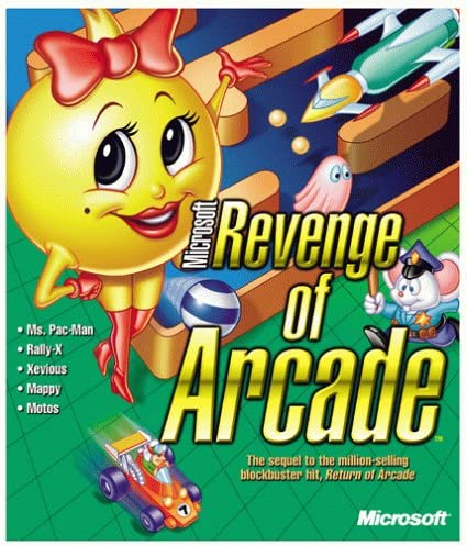 Microsoft Revenge of Arcade - PC