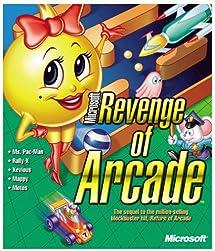 Amazoncom Microsoft Revenge Of Arcade Pc Video Games