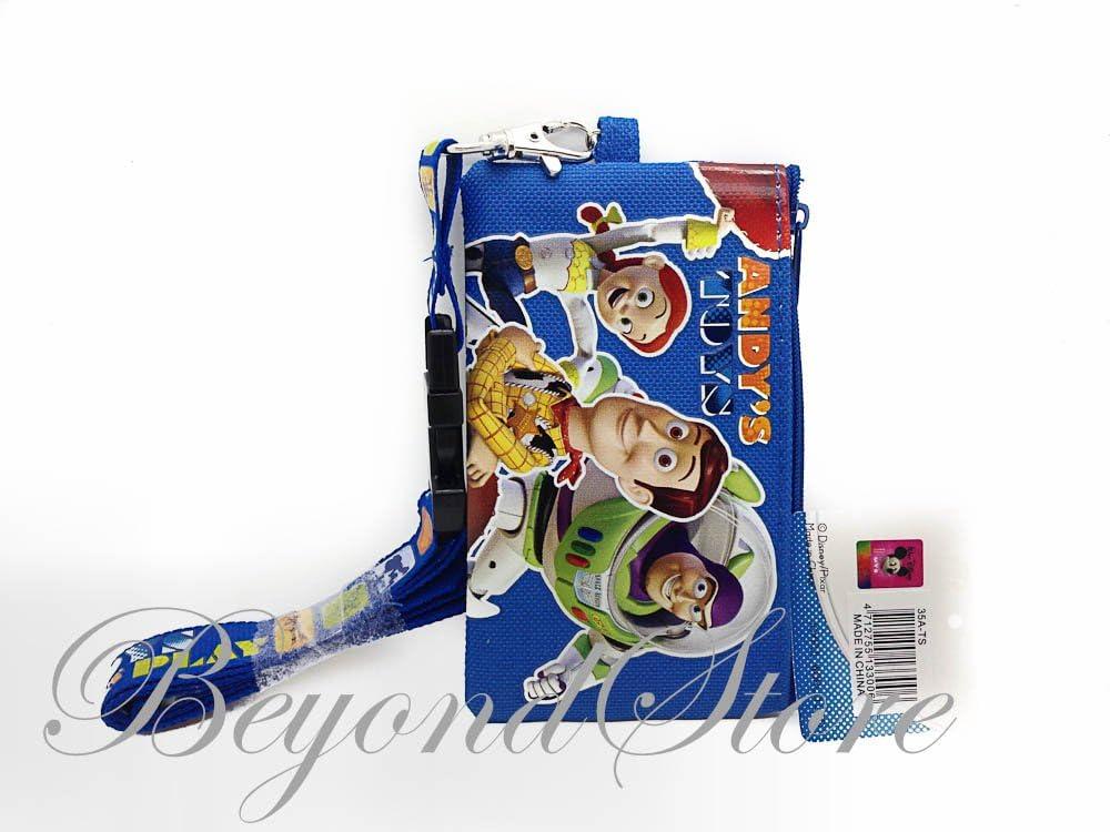 Amazon.com: Disney Juguetes historia azul llavero FastPass ...