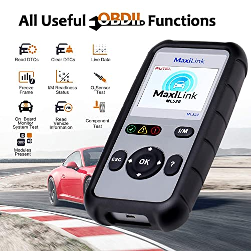 Autel MaxiLink ML529