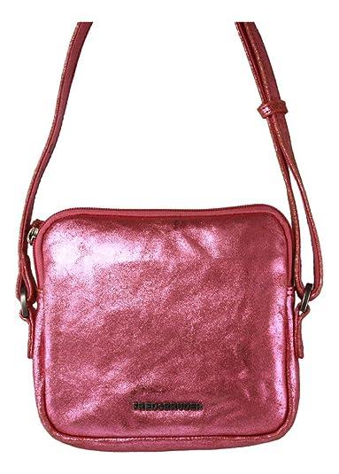 Fredsbruder Big Rush Umhangetasche Pink Farbe Pink Grosse 1