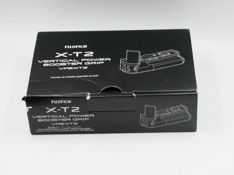 Fujifilm VPB-XT2 Vertical Power Booster by Fujifilm