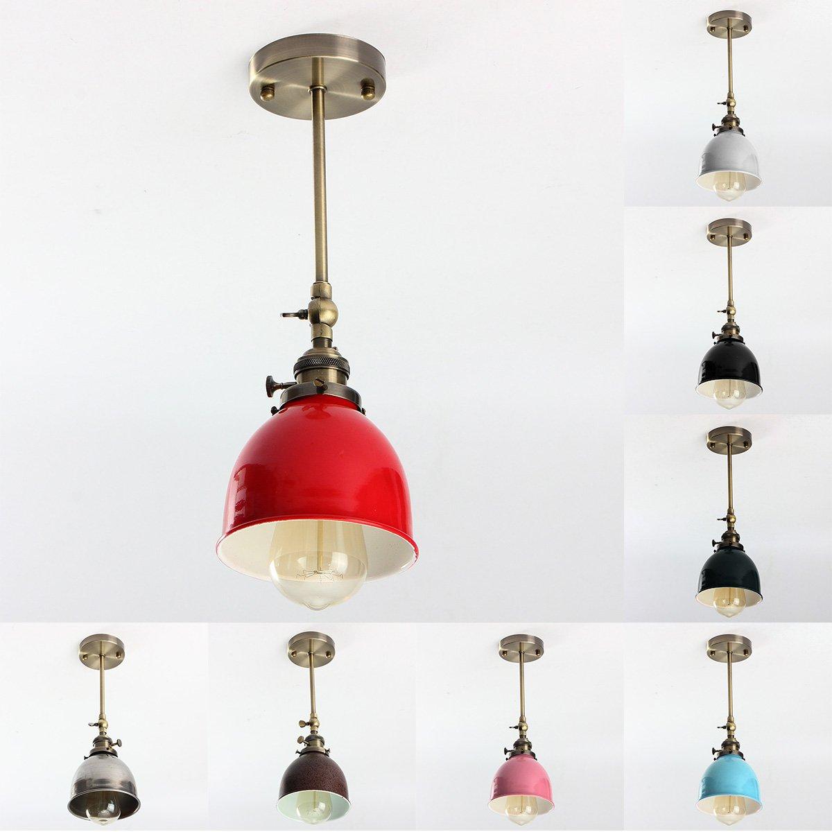 KING DO WAY Lampenschirme E27 Glühbirne Fassung Wandlampe ...