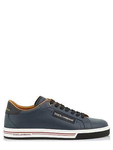 Dolce   Gabbana Chaussures homme - Bleu - noir foncé,  Amazon.fr ... 9c345bd32fac