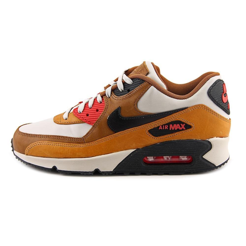detailed look 4d3c4 3fd89 Amazon.com   Nike Air Max 90 Escape QS Mens Running Shoes 718303-002 Light  Bone Black Pine-Ale Brown-Bronze 11.5 M US   Running