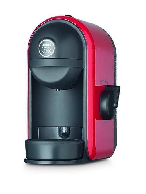 Lavazza Minù Independiente Semi-automática Máquina de café en cápsulas 0.5L 1tazas Negro,