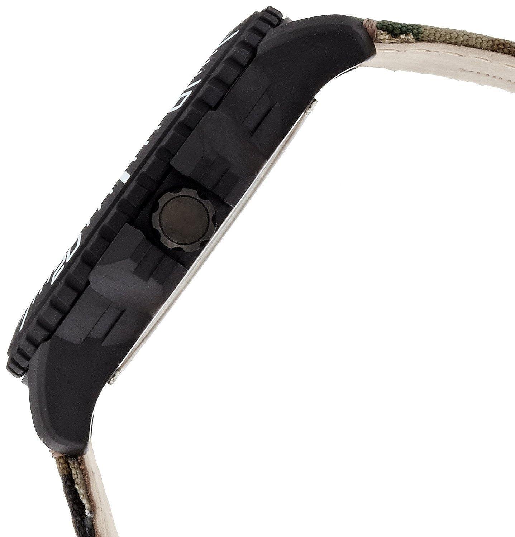 Timex Expedition Uplander Camo - Reloj de Cuarzo para Hombres, Color Verde