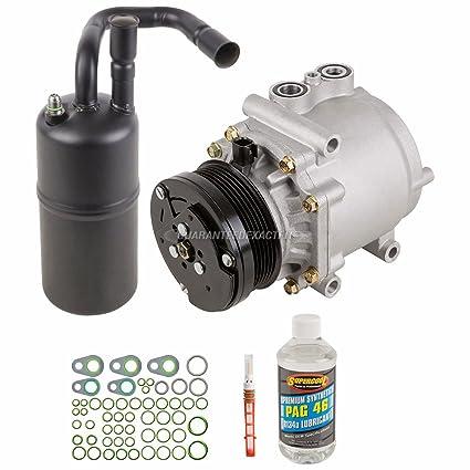 Car Ac Compressor >> Amazon Com For Lincoln Town Car 2003 Ac Compressor W A C