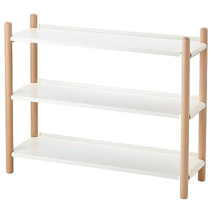 Amazon.com: IKEA.. 903.340.56 Ps 2017 Shelf Unit, Beech ...