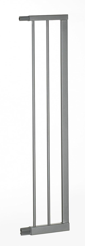 Geuther Kit de Rallonge Barri/ère S/écurit/é Easylock Wood Argent 16 cm Geuther
