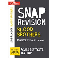 Blood Brothers: New Grade 9-1 New GCSE Grade English Literature AQA Text Guide (Collins GCSE 9-1 Snap Revision)