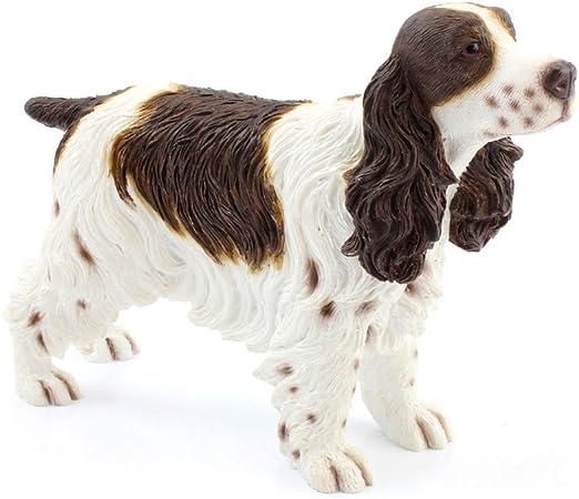 Caja de regalo para perro con forma de perro de hígado y blanco: Amazon.es: Hogar