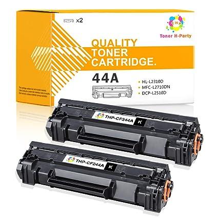 Tóner H-Party 2 Pack Compatible para HP 44A CF244A Toner ...