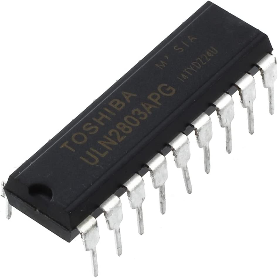 WOVELOT 20x ULN2803APG ULN2803 DIP-18 Transistor Darlington ARRAYS Buffer Driver