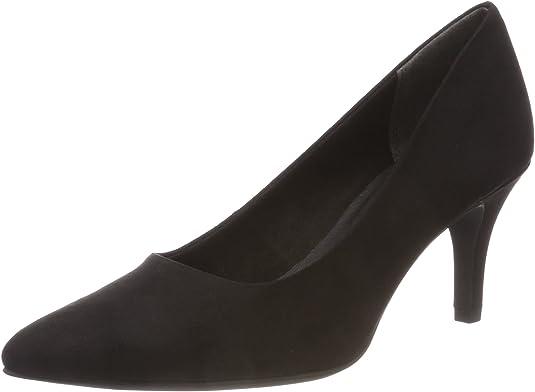 TALLA 37 EU. MARCO TOZZI 2-2-22452-31 001, Zapatos de Tacón para Mujer